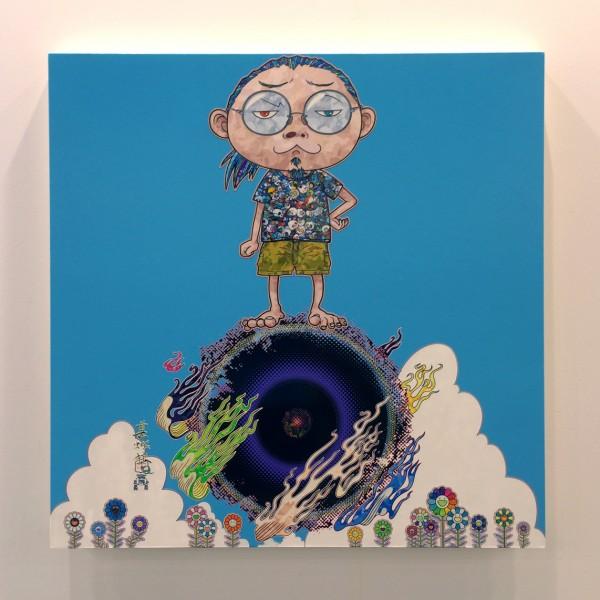 ArtBaselHK2014TakashiMurakami