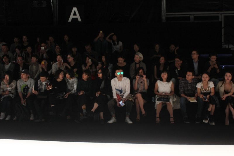 Shanghai Fashion Week photo