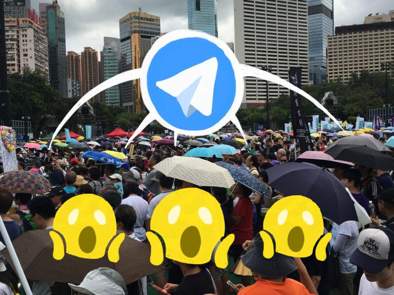 HK July 1 Photo Remixed